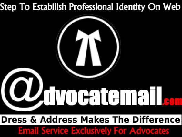 Advocatemail.com: Professional Dedicated Email Service For Lawyers