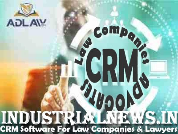 CRM For Law Companies