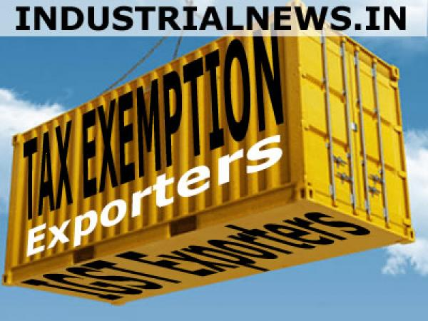 Tax Exemption Meeting of GST Council for Exporters