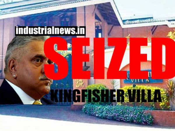 Kingfisher Villa Evaluated at Rs 90 Crore has be taken over by SBI