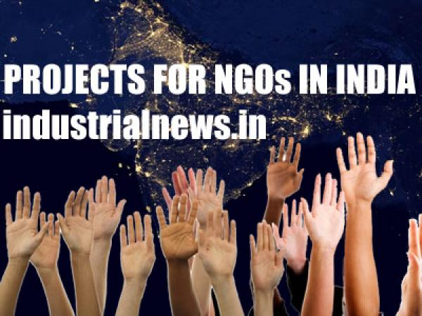 Projects Allocated For NGOs In India