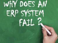 why do erp systems fail?