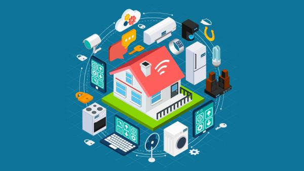 Connected Appliances, Connected Homes, Connected Cities, Connected World!