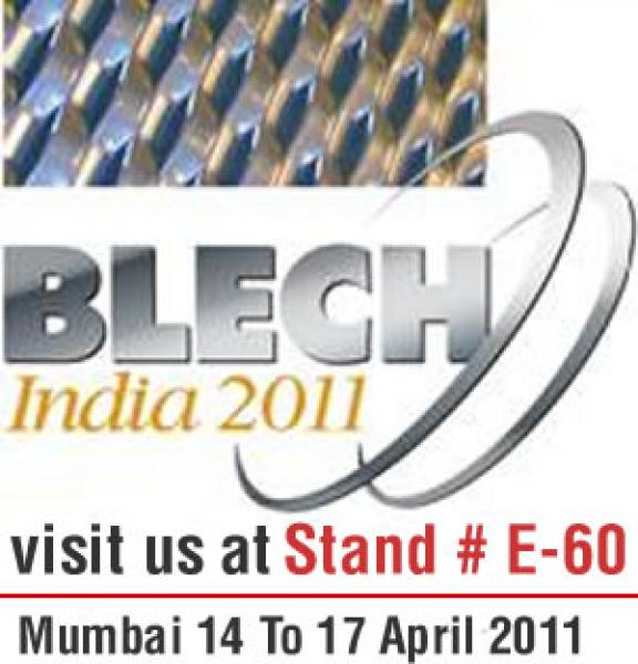 Deetee Industries Participates In Blech India 2011