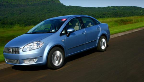 Fiat Linea T-Jet - First Drive