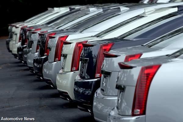2010 U.S. car sales: Better than 2009 but still bad
